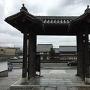 移築 城門(明覚寺山門)