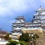 姫路城 化粧櫓からの天守