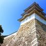 明石城 下から巽櫓