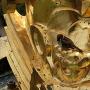 金の鯱で休憩チュン