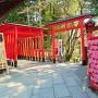 犬山城への近道