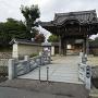 城跡現長明寺