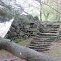 望海櫓の石垣