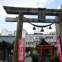 柴田神社の鳥居