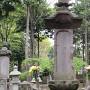 豪徳寺の井伊大老の墓所