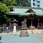金王八幡宮 社殿