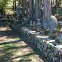 矢沢薩摩守一族の墓