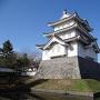御三階櫓(模擬)