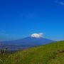 二の郭と富士山