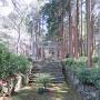 高祖神社石段