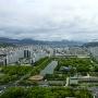 広島城全景