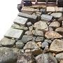 石垣の転用石3