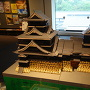 湧々座に展示されているレゴブロック