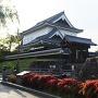 勝竜寺城入口
