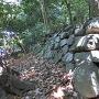 イバノヲの石垣