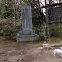 岩村城士慰霊碑と、哀しいいわれ紹介