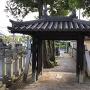 移築 二の丸水門(新宮神社神門)