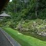 龍潭寺の庭園(夏)[提供:浜松市]