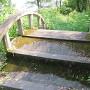登城中の石橋