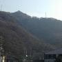 ケムリの城遠景