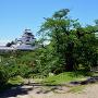 天守と茶壺櫓