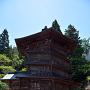 さざえ堂 (飯盛山)