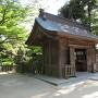 唐沢山城神社の門