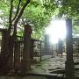 木下家の墓所