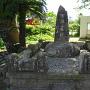 陣屋跡石碑