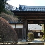円照寺山門