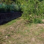 横尾城の登城口