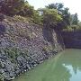 本丸舞台脇櫓石垣