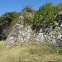 本丸裏石垣 櫓跡