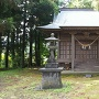 北郭の北西にある鷹麻神社