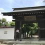 澄江寺山門(移築辰巳門)