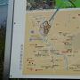福井城地図