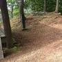 本郭の櫓台