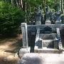 信綱寺の真田家墓所