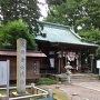 新田神社(本丸)