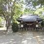 東別府神社社殿