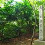 丸根砦石碑