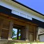 白河小峰城 三重櫓と前御門