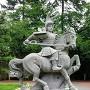 結城秀康公銅像