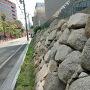 三の丸移築復元石垣