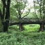 空堀と本橋
