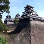 震災前の宇土櫓