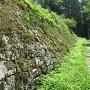 三重櫓跡石垣