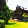 本慶寺本堂(二の曲輪)