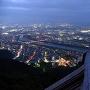 天守からの夜景 (西 長良川方面)