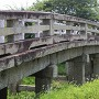 復元された天川橋